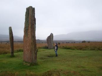 Megalitické památky na ostrově Arran