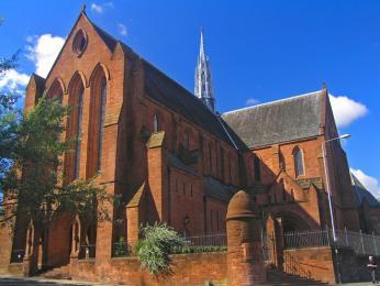 Kostel vGlasgow