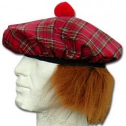 Jimmy hat s parukou