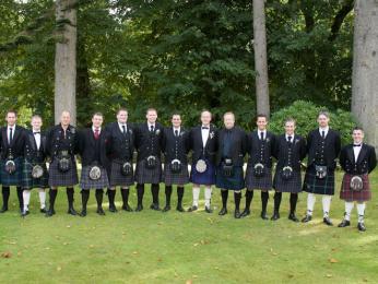 Skotové jsou velcí patrioti