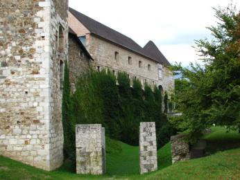 Hrad v Lublani
