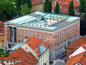 Mistrovské dílo Josipa Plečnika - Národní a univerzitní knihovna