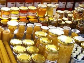 Pogarčarjev trg - trhy, kde se prodávají čerstvé potraviny