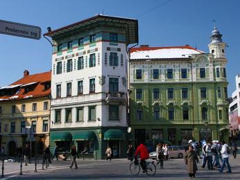 Náměstí Prešernov trg
