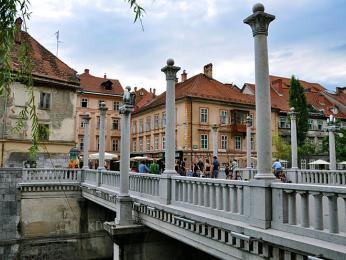 Na Ševcovském mostě se ve středověku obchodovalo