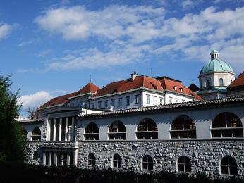 Ljubljana (Lublaň)