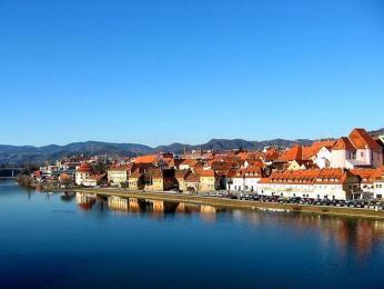 Druhé největší město Maribor