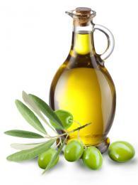 Olivový olej tvoří základ většiny jídel