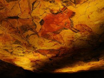 Jeskynní malby v Altamiře