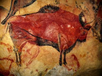 Jeskyni Altamira zdobí prehistorické malby