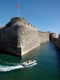 Ceuta na severoafrickém pobřeží zůstala autonomní španělskou enklávou