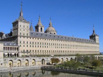 Královský klášter Monasterio deSan Lorenzo deElEscorial