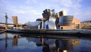 Guggenheimovo muzeum vBilbau