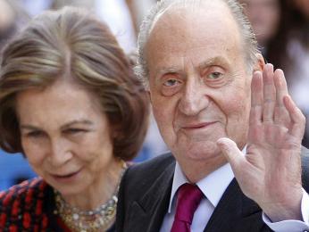 Španělský král Juan Carlos I. smanželskou Sofií