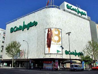 Španělský obchodní dům El Corte Inglés