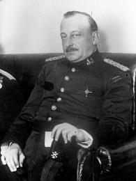 Španělský generál Primo de Rivera