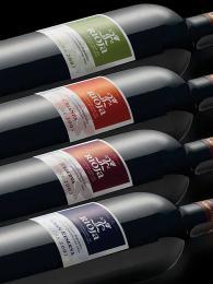 Vína zvinařské oblasti La Rioja