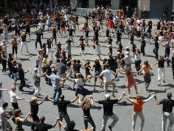 Kolový tanec sardana
