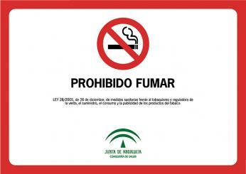 Cedule zákaz kouření vtomto zařízení