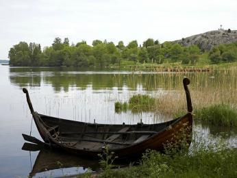 Nádherná příroda sbohatou flórou i faunou na ostrově Björkö