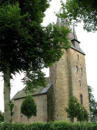 Kostel vHusaby, pravděpodobně sídlo prvního švédského biskupa