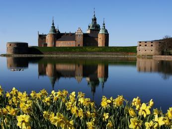 Zámek vKalmaru (Kalmar slott)