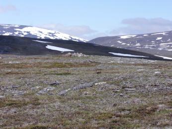V odlehlých horských oblastech vseverním Švédsku počítejte schladnějším klimatem