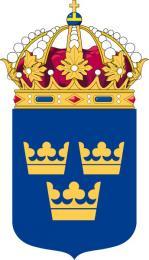 Malý státní znak Švédského království