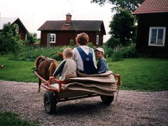 Spokojená rodina a čas strávený sdětmi jsou pro Švédy na prvním místě