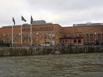 Muzeum Munktellmuseet vEskilstuně