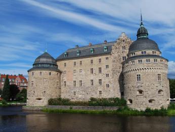 Zámek v Örebro