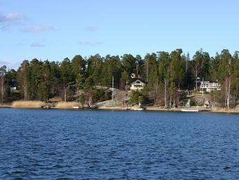 Stockholmské šéry jsou rájem chatařů