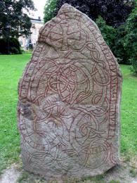 Runový kámen vUppsale