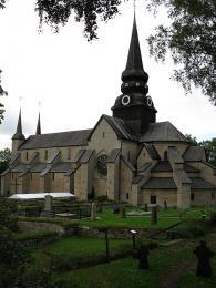 Cisterciácký klášter Varnhem založený roku1148