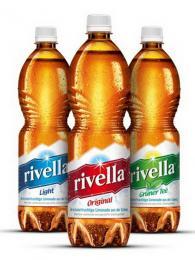 Ze syrovátky se vyrábí Rivella, šumivý nealkoholický nápoj