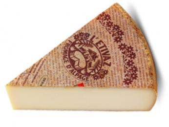 Jen minimum speciálního tvrdého sýra Etivaz jde na export