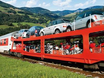 Autovlak vyjíždí zVídně a končí vrakouské obci Feldkirch