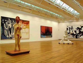 Kunsthaus – největší a také nejlepší galerie ve Švýcarsku
