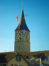 Na kostelu sv. Petra zaujmou největší kostelní věžní hodiny vEvropě