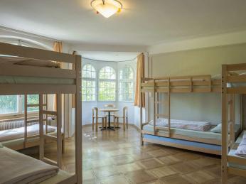 Švýcarské hostely nabízí cenově dostupné ubytování