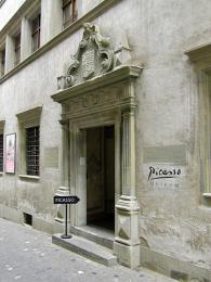 Soubor několika pozdních děl Pabla Picassa naleznete vjeho muzeu