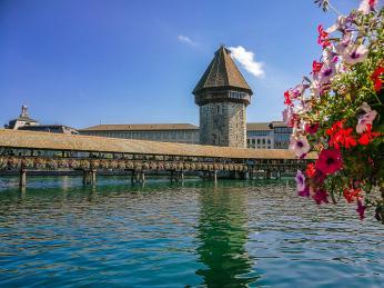 Lucernská vodárenská věž sloužila jako maják, pokladnice, vězení imučírna