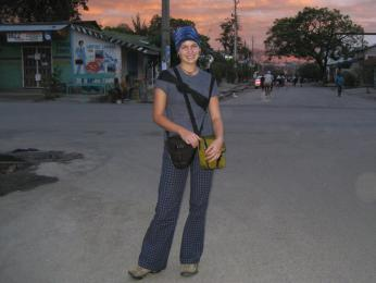 Večer je dobré nosit dlouhé kalhoty apoužít repelent, abyste se vyhnuli komářím štípancům