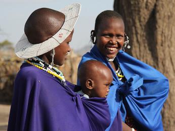 Masajové jsou z oblasti Ngorongoro postupně vytlačováni