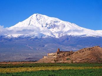 Ararat - nejvyšší hora Turecka