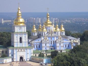 Hlavní město Kyjev
