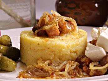 Ripljanka, bramborová specialita zKoločavy