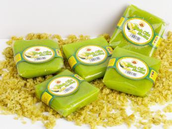 Banh com se vyrábí zmungo fazolek arýže