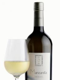 Víno Manzanilla má lehce slanou příchuť