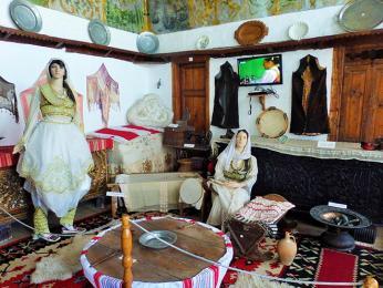 Etnografické muzeum v Krujë je skvělou ukázkou tradičního života